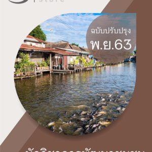 แนวข้อสอบ นักวิชาการพัฒนาชุมชน กรมการพัฒนาชุมชน อัพเดต พฤศจิกายน 2563